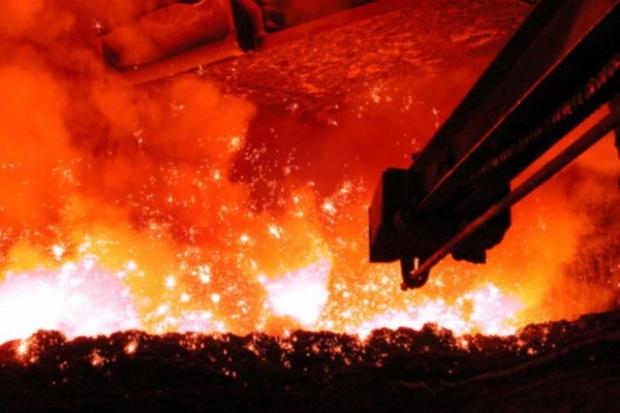 Azja mocno ciągnie produkcję stali