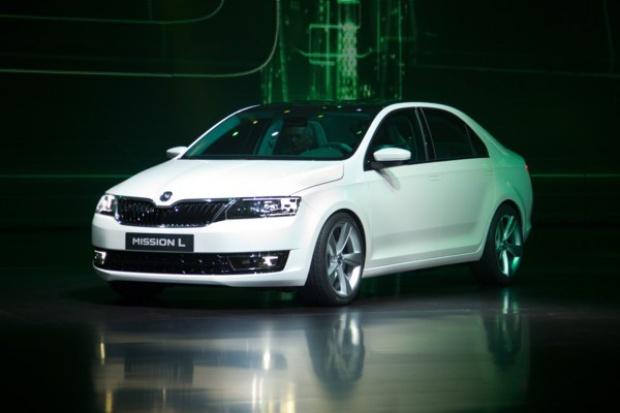 Nowa kompaktowa Škoda będzie się nazywać Rapid