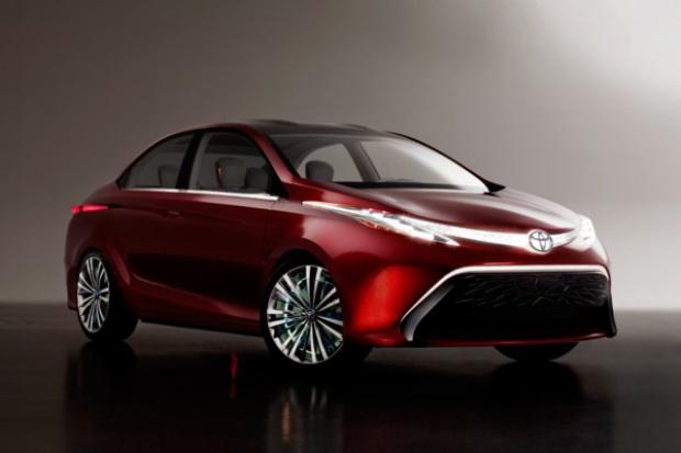 Toyota wybrała China na dwie premiery