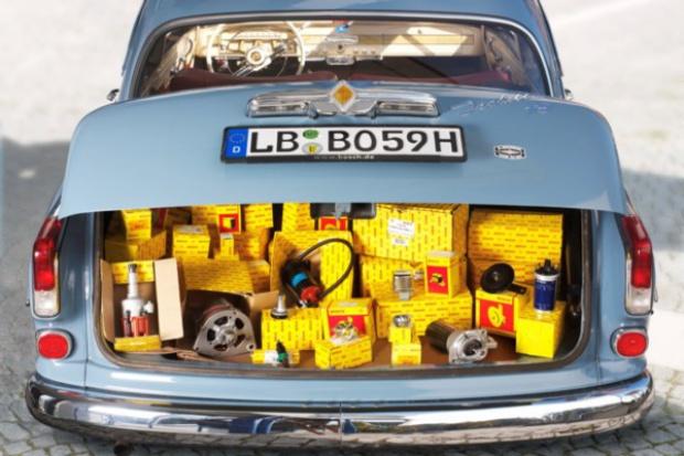 Bosch dla samochodów zabytkowych