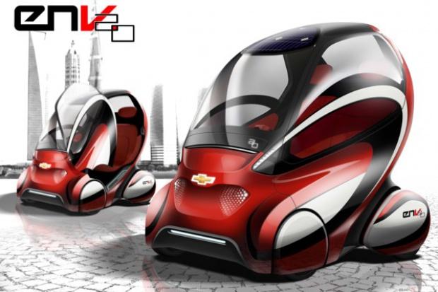 GM prezentuje w Chinach swoją wizję e-mobilności