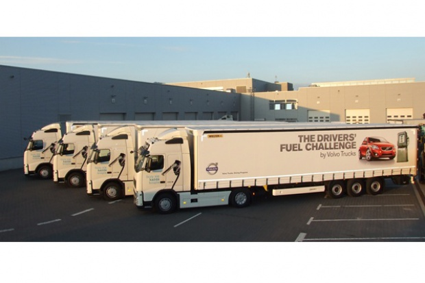 Polacy w The Drivers' Fuel Challenge 2012