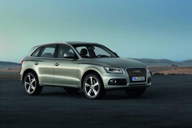 Audi odświeża swojego SUV'a