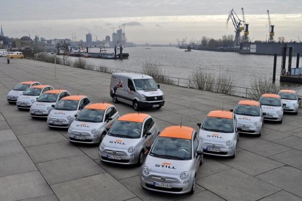 STILL zajmie się e-samochodami