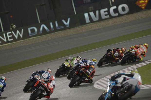 Iveco partnerem MotoGP
