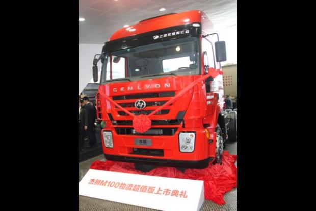 FPT: oto silnik dla cięzarówek w Chinach
