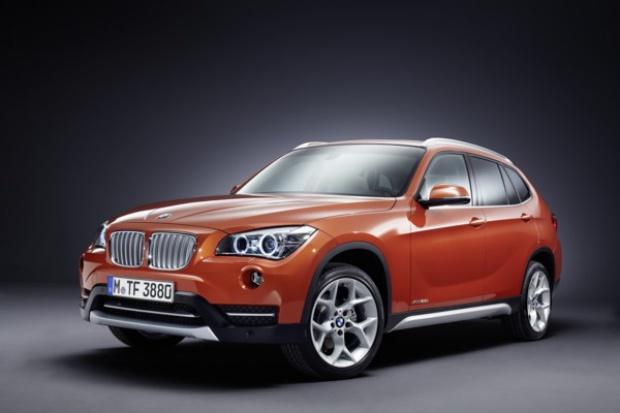 Odświeżone BMW X1 na nowe czasy