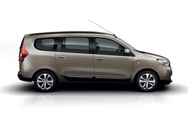 Albo auto używane albo .... Dacia Lodgy