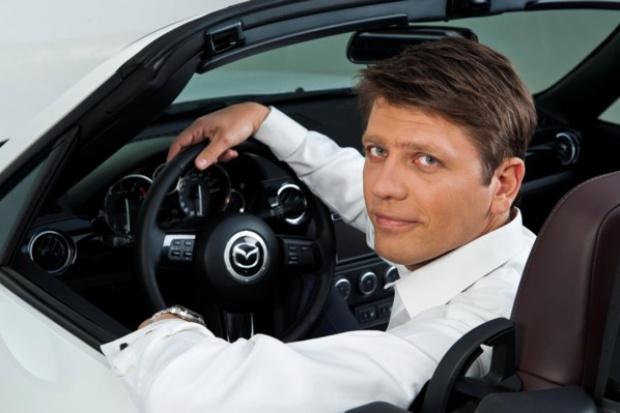 Nowy szef marketingu Mazda Motor Poland.