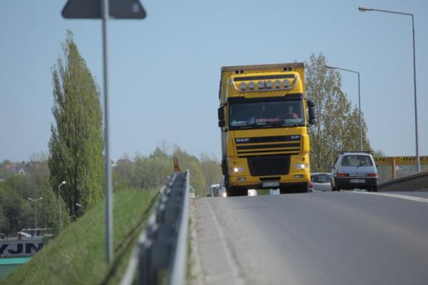 Duża rola niemieckiego transportu drogowego w handlu UE