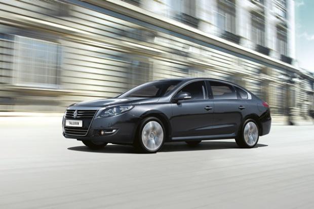 """Renault zaprezentował model Talisman - """"na Chiny"""""""