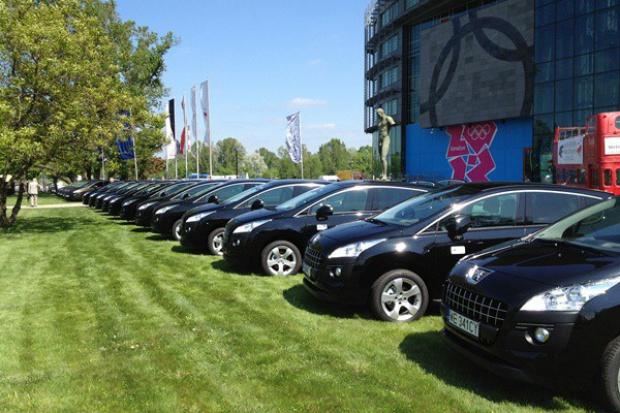 Peugeot sponsorem Polskiego Komitetu Olimpijskiego