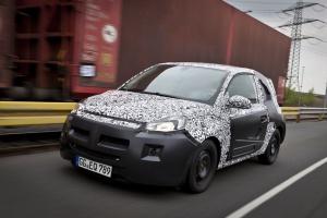 """Opel Adam będzie konkurował z """"pięćsetką"""" i Mini"""