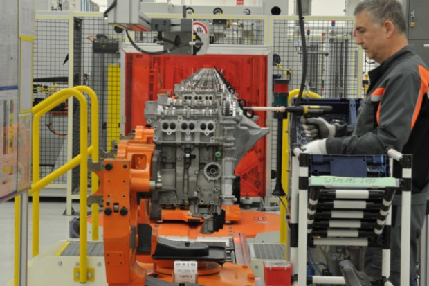 Coraz większa produkcja Forda w Rumunii