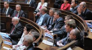 Kryzys liberalizmu – debata z udziałem polityków w trakcie EEC