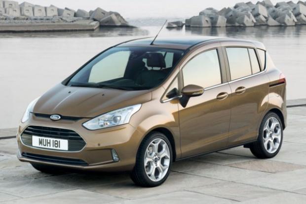 Z Fordem B-Max do Europy wjeżdża system SYNC