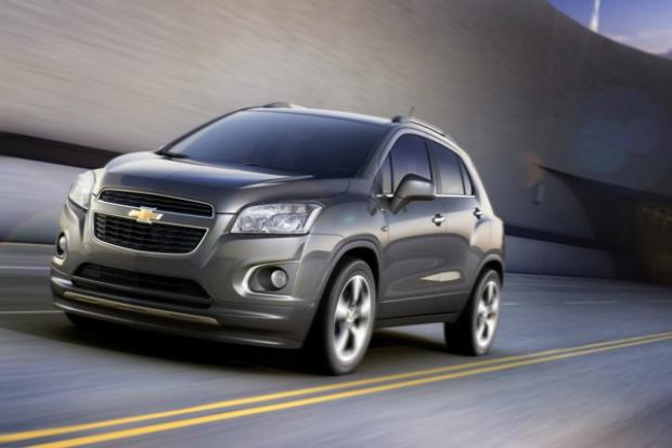 Chevrolet Trax - pierwsze zapowiedzi