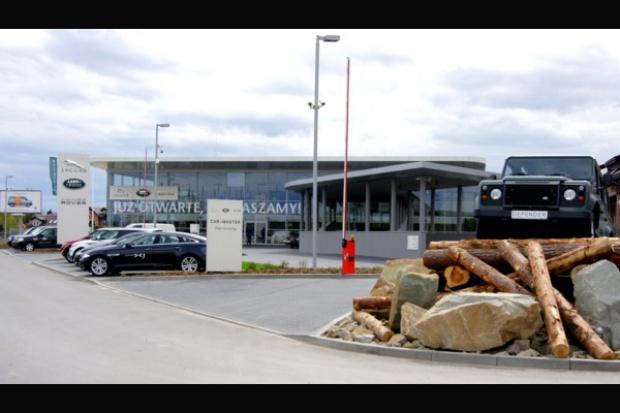 Coraz większa sieć Jaguara i Land Rovera
