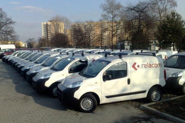 Relacom ma największą flotę aut na LPG