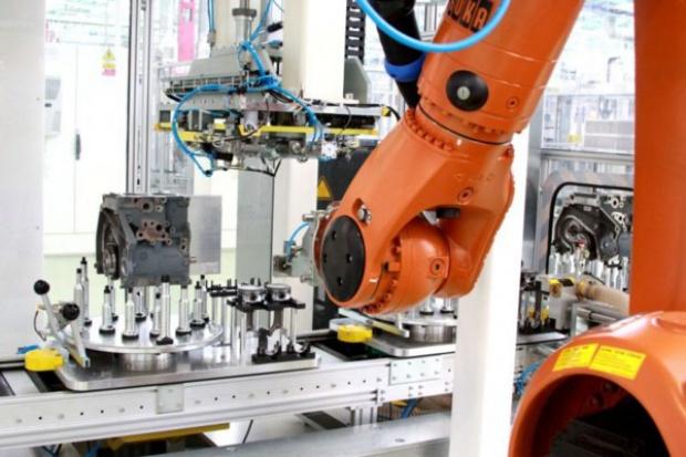 """""""Ozłocony"""" World Class Manufacturing w bielskim Fiacie"""