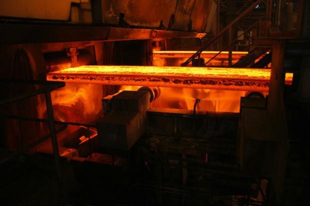 Wysoka produkcja stali w Chinach, w Europie słabo
