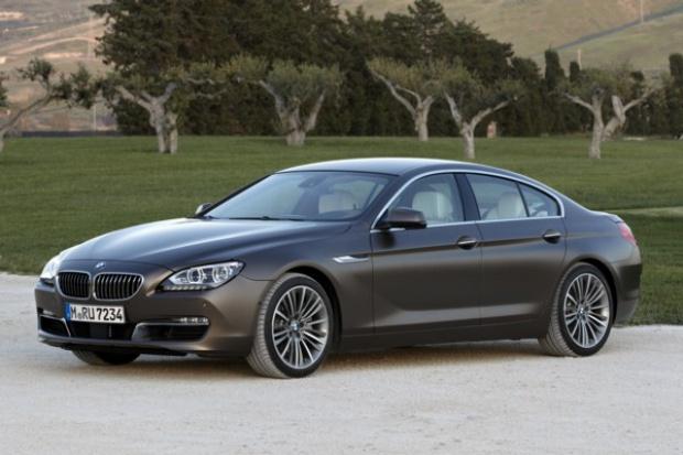 BMW proponuje pierwsze czterodrzwiowe coupe