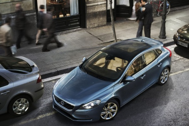 Volvo ruszyło z produkcją V40