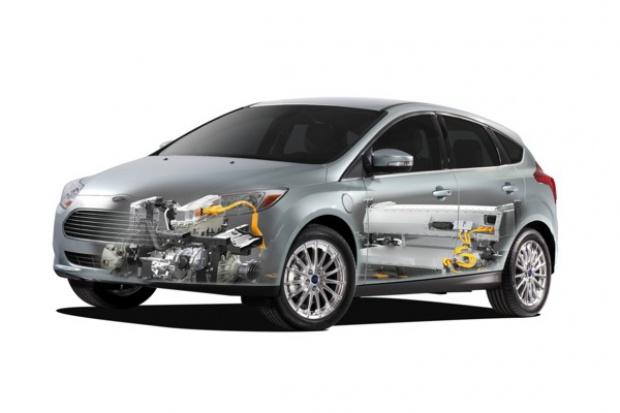 Elektryczne uderzenie Forda