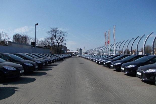 Wielka flota fordów dla PepsiCo
