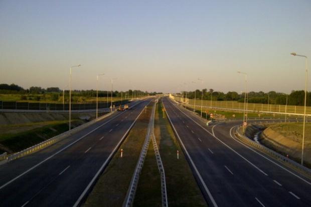 Kolejny odcinek A2 Stryków-Konotopa otwarty
