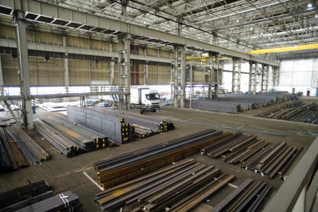 Konsumpcja stali ważniejsza niż produkcja