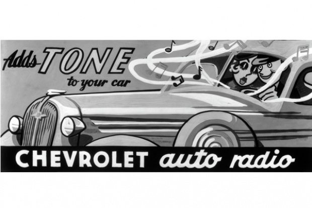 Ponad 80 lat ewolucji radia samochodowego