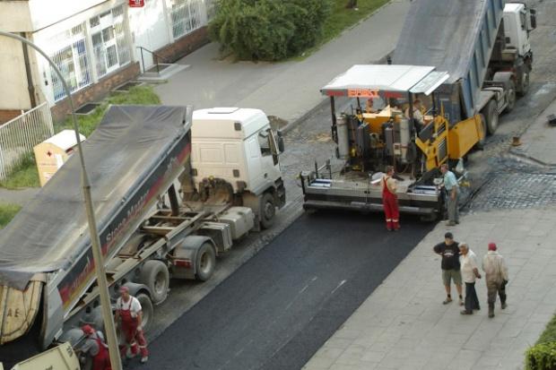 Budowlańcy szykują pozwy za ceny asfaltu