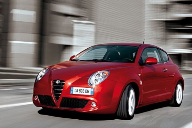 """Alfa Romeo MiTo po nowemu: albo silnik z  Bielska albo """"na gaz"""""""