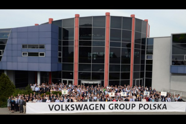Rusza Volkswagen Group Polska
