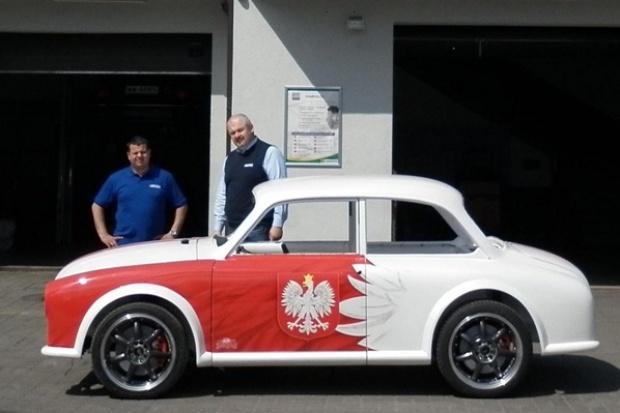 Syrena automaskotką Euro 2012