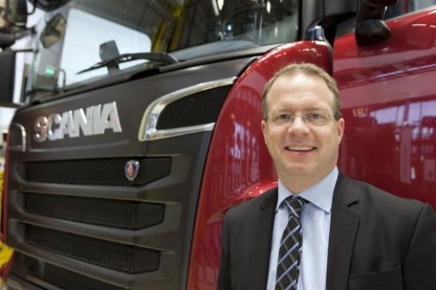 Nowy szef Scania AB
