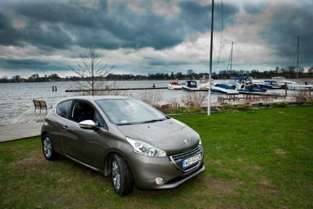 Czy Peugeot 208 zostanie .... lokomotywą sprzedaży marki?
