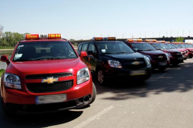 Taksówki Chevroleta wracają do stolicy