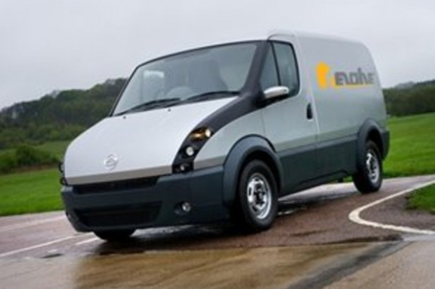 Axeon dostarczył akumulatory do elektrycznej furgonetki