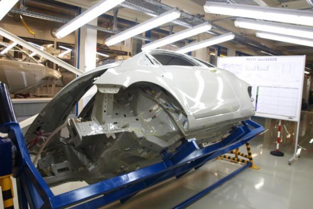 Produkcja samochodów w maju spadła o 28,66 proc.