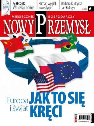 Magazyn Gospodarczy Nowy Przemysł 06/2012
