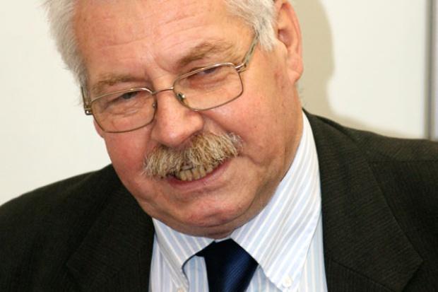 Aleksander Kabziński, prezes Polskiego Związku Producentów Kruszyw
