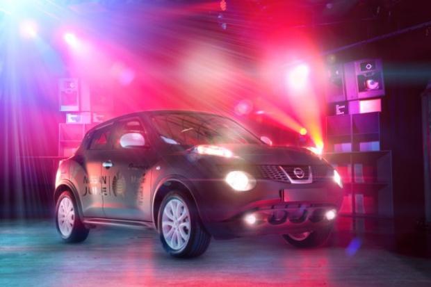 Nissan buduje giga-system .... nagłośnienia