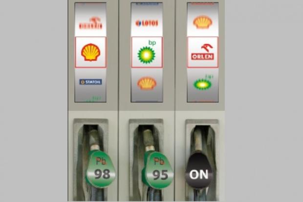 Ceny paliw na Euro 2012 w dół