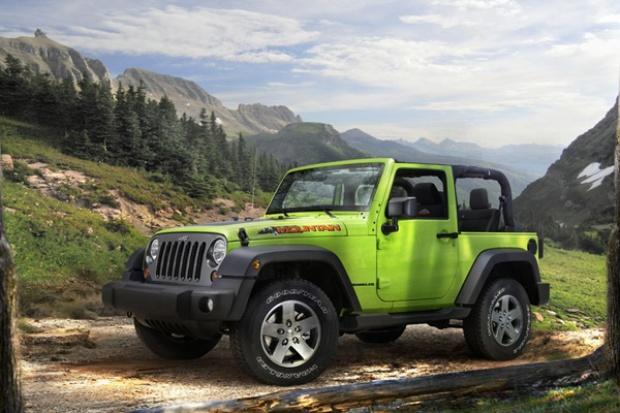 Więcej Jeepa w Europie