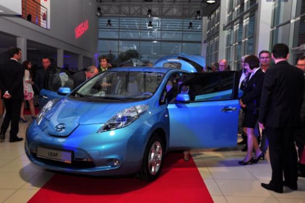 Sieć Nissana większa o jedno oczko