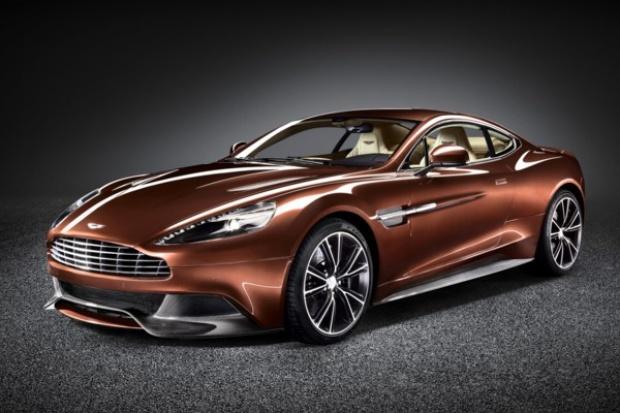 Nowy samochód dla Bonda gotowy