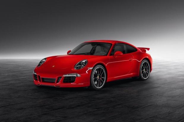 Więcej mocy w Porsche 911 Carrera S