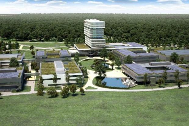 Bosch buduje nowe centrum badawczo-rozwojowe